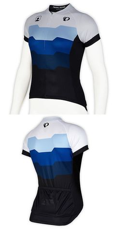 Other Cycling Clothing 177857: Pearl Izumi Women S Ems Custom 1 Bike Jersey White Xl -> BUY IT NOW ONLY: $56 on eBay!