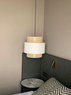 Floating Nightstand, Table Lamp, Furniture, Home Decor, Floating Headboard, Lamp Table, Decoration Home, Room Decor, Table Lamps