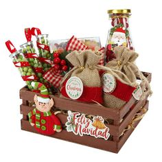 After giving us lots of advent calendar ideas, Natacha comes back to accompany us in our preparation for Christmas. Christmas Crafts To Make, Christmas Gift Baskets, Christmas Crafts For Gifts, Christmas Gift Box, Xmas Gifts, Handmade Christmas, Diy Gifts, Christmas Decorations, Christmas Ornaments