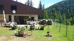 Sommer pur auf der Strohsackhütte in Bad Kleinkirchheim, Kärnten www.almrausch.co.at