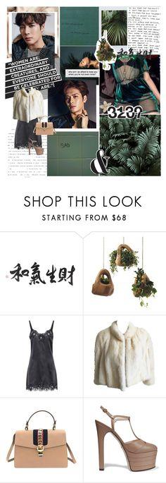 """Happy Birthday Jackson Wang"" by wang852g7 ❤ liked on Polyvore featuring beauty, Dot & Bo, Dolce&Gabbana, Guy Laroche and Gucci"