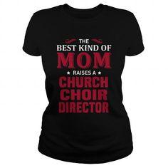 Awesome Tee Church Choir Director Shirts & Tees