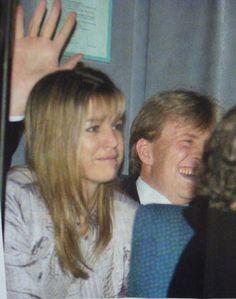 Voor het eerst mee naar het verjaardagsfeest van koningin Beatrix (63 jaar)