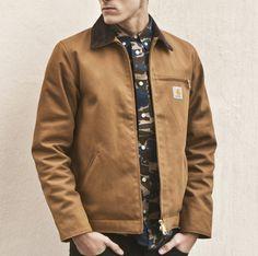 Style: Carhartt WIP - Detroit Jacket | KicksOnFire.com