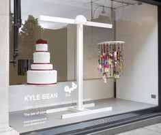 Selfridges Windows by Kyle Bean on The Import