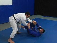 Passing The Guard Jiu Jitsu Part 2