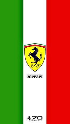 37d7a1c6b Ferrari Logo Wallpaper   Wallpaper   Ferrari, Ferrari logo, Logo ...
