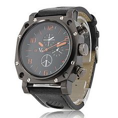 V6® Gladiator - Men's Watch Sports  Army Steam Punk Style Cool Watch Unique Watch