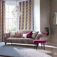 Products | Harlequin - Designer Fabrics and Wallpapers | Zeal (HMOD130698) | Momentum 3 & 4