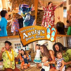 Kids can explore Hawaiian culture, art and music—with a dash of Disney magic—at Aunty's Beach House, a complimentary activities club at Aulani, a Disney Resort & Spa in Hawai'i.