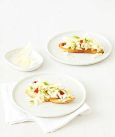 Crostini mit Fencheltatar - Rezepte - [LIVING AT HOME]