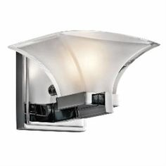 Kichler Lighting 45036CH Tulare - One Light Wall Sconce