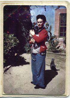 Frida Kahlo | La Casa Azul