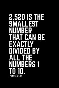 Random maths fact did you know quotes mathematics numbers fun cool division 1 10 Inspirational Math Quotes, Inspiring Quotes About Life, Motivational Quotes, Math Puns, Math Facts, Guided Math, Math 5, Teaching Math, Physics Quotes