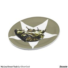 m3 leegrant tank 7 inch paper plate