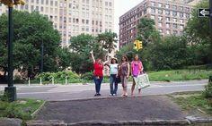 NY. Festival orgullo Colombiano