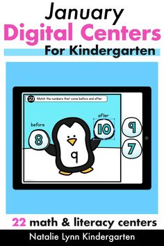 Phonics Activities, Kindergarten Literacy, Early Elementary Resources, Elementary Schools, Activity Centers, Literacy Centers, Seesaw, Easy Diy, January