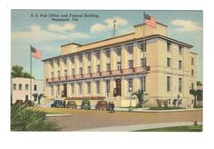US Post Office - Pensacola, FL