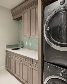 Unique Small Laundry Mudroom Ideas
