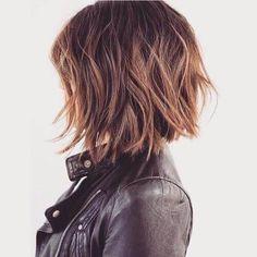 auburn bob haircuts for long hair