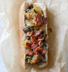 Loaded Cheddar Hot Dogs | 25 Hot Dogs That Went Above And Beyond