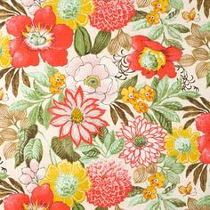 Aesthetic Oiseau: Fabric Crush: Joonas Summer Fabric