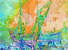 Youri Chasov, Parusnik3b on ArtStack #youri-chasov #art