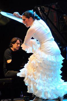 Pastora Galván - Spanish Flamenco Dancer - Dance