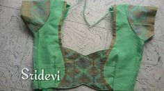 Patch Work Blouse Designs, Hand Work Blouse Design, Simple Blouse Designs, Stylish Blouse Design, Blouse Neck Designs, Blouse Neck Models, Kerala Saree Blouse Designs, Designer Blouse Patterns, Blouse And Skirt