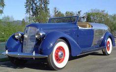 Carros de luxo: Raríssimo Lincoln de 1936 está à venda por US$ 1 milhão