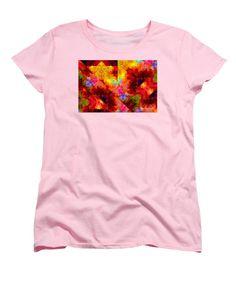 Women's T-Shirt (Standard Cut) - Abstract 472