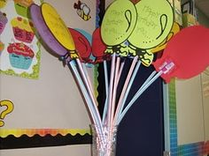 Birthday pixie sticks---make at beginning of year and have on hand? Cute! I like the idea of celebrating half-birthdays for summer kids.