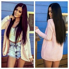 <3 in love with her hair!