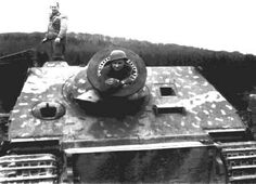 The Sturmtiger (& Tiger& was an assault gun used by the Germans during World War II. It was built to support troops fighting in towns and cities. Medium Armor, Self Propelled Artillery, Military Humor, Military Weapons, Military History, Tiger Tank, Armored Fighting Vehicle, Ww2 Tanks, Battle Tank