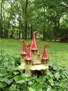 What a great toad house!