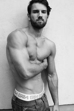 Model Sjard by Jonas Huckstorf for Garcon Model underwear