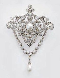 """Queen Victoria's Diamond Jubilee Brooch"""
