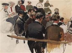 In the studio.Paris - Zinaida Serebriakova