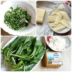 Gözleme / Gözleme plnené tvarohom a medvedím cesnakom Green Beans, Ale, Vegetables, Food, Basket, Bulgur, Ale Beer, Essen, Vegetable Recipes