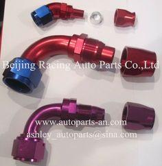 Different Tails AN Fittings- AN4, AN6,AN8, AN10, AN12, AN16 Racing Auto Parts, Car Parts