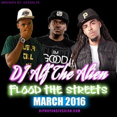Various Artists Flood The Streets March 2016
