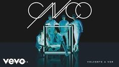 CNCO - Volverte a Ver (Cover Audio) - YouTube