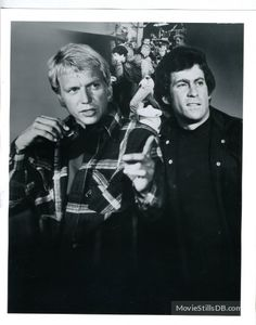 """""""Starsky and Hutch"""" David Soul and Paul Michael Glaser"""