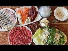 Fondue SUKIYAKI version laotienne : recette familiale traditionnelle - Cooking With Morgane - YouTube