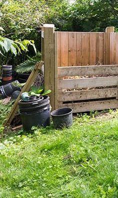 komposter holz kompostbeh lter kompostsilo b100 x t100 x. Black Bedroom Furniture Sets. Home Design Ideas