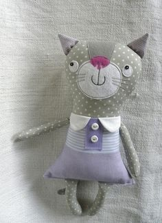 Miss Lucy Whiskers by krakracraft