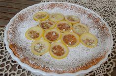 Noz Moscada e Gengibre: Tarte de limão