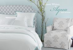 Shop Master Bedding | Serena & Lily  Don't you love it - classic !