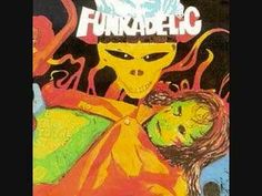 Funkadelic's funk-rock classic from featuring a blistering guitar solo from Eddie Hazel, and some inspired keyboard work from Bernie Worrell. James Brown, Bernie Worrell, Parliament Funkadelic, Mazzy Star, Funk Bands, George Clinton, R&b Soul Music, Lionel Richie, Iggy Pop