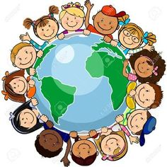 Check out the free 52 week family home education curriculum Here We Are Together Around the World. In this free year long curriculum, your family wi Christmas Globes, Kids Christmas, Happy Children's Day, Happy Kids, Free Homeschool Curriculum, Homeschooling, Thinking Day, Child Day, Crafts For Kids